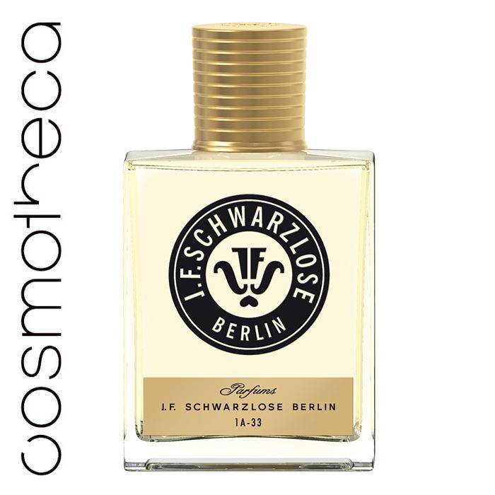 J.F. Schwarzlose Berlin Парфюмерная вода Дух Берлина 50 млSCH1A33новая интерпретация классического парфюма Schwarzlose, воплощающего в себе «дух Берлина».Название напоминает об автомобильных номерных знаках довоенного Берлина.