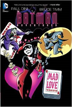 Batman Adventures: Mad Love набор ножниц archimedes stabi 90693