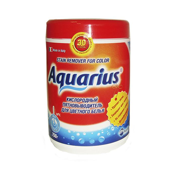 Пятновыводитель для цветного белья Lotta Aquarius, кислородный, 750 г купить пятновыводитель k2r спрей