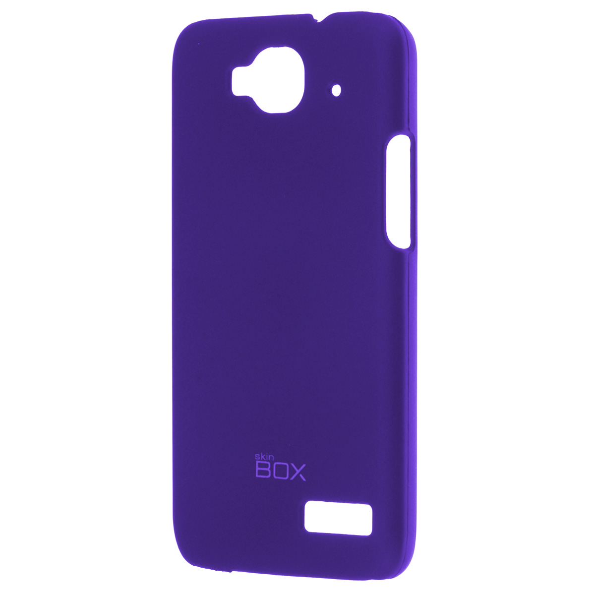все цены на  Skinbox Shield 4People чехол для Alcatel 6012D Idol Mini, Blue  онлайн