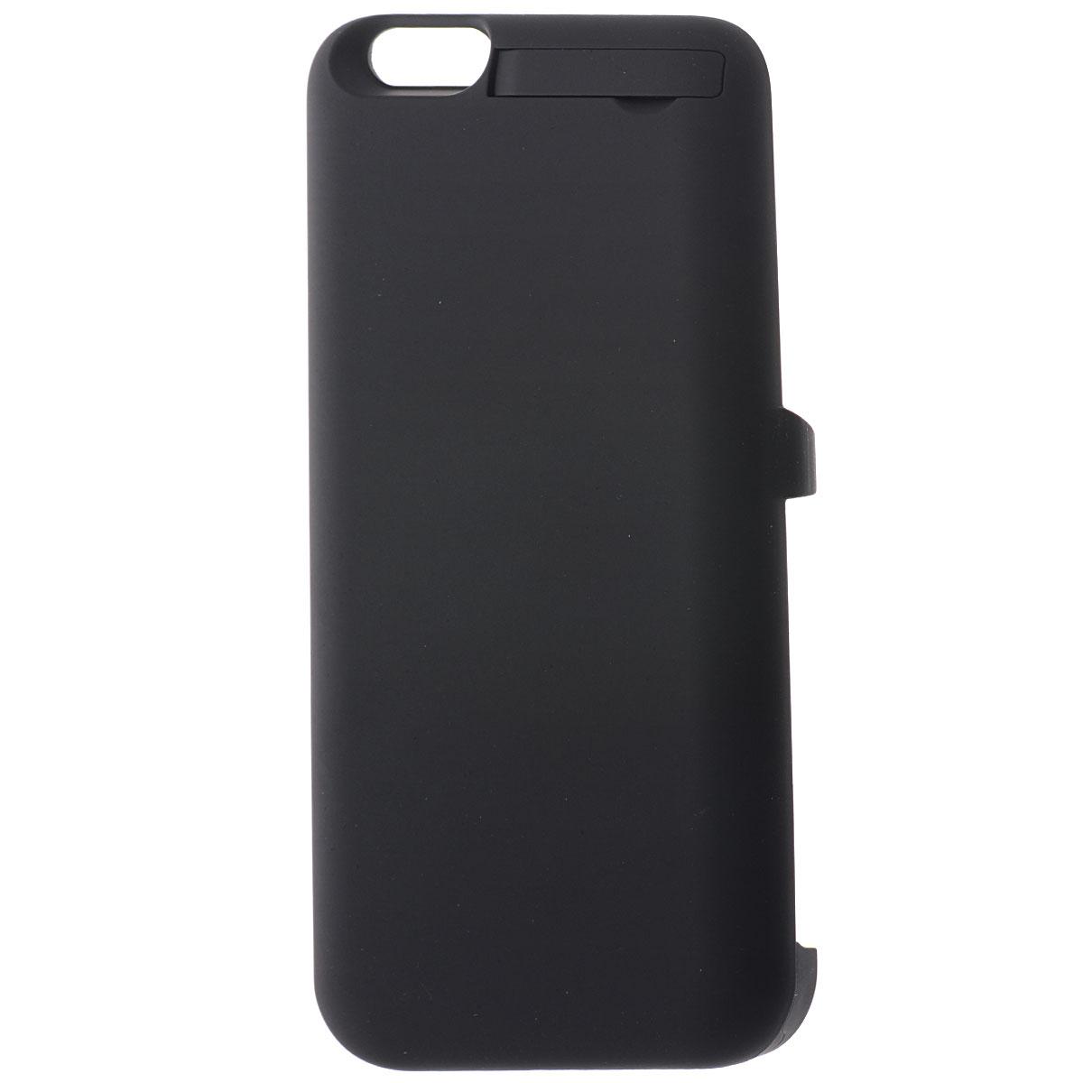 EXEQ HelpinG-iC08 чехол-аккумулятор для iPhone 6, Black (3300 мАч, клип-кейс)