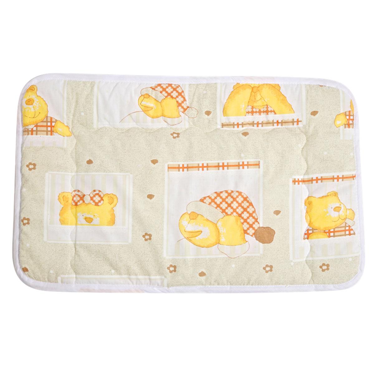 Подушка детская Primavelle Fani, цвет: бежевый, 40 см х 60 см113110303-10