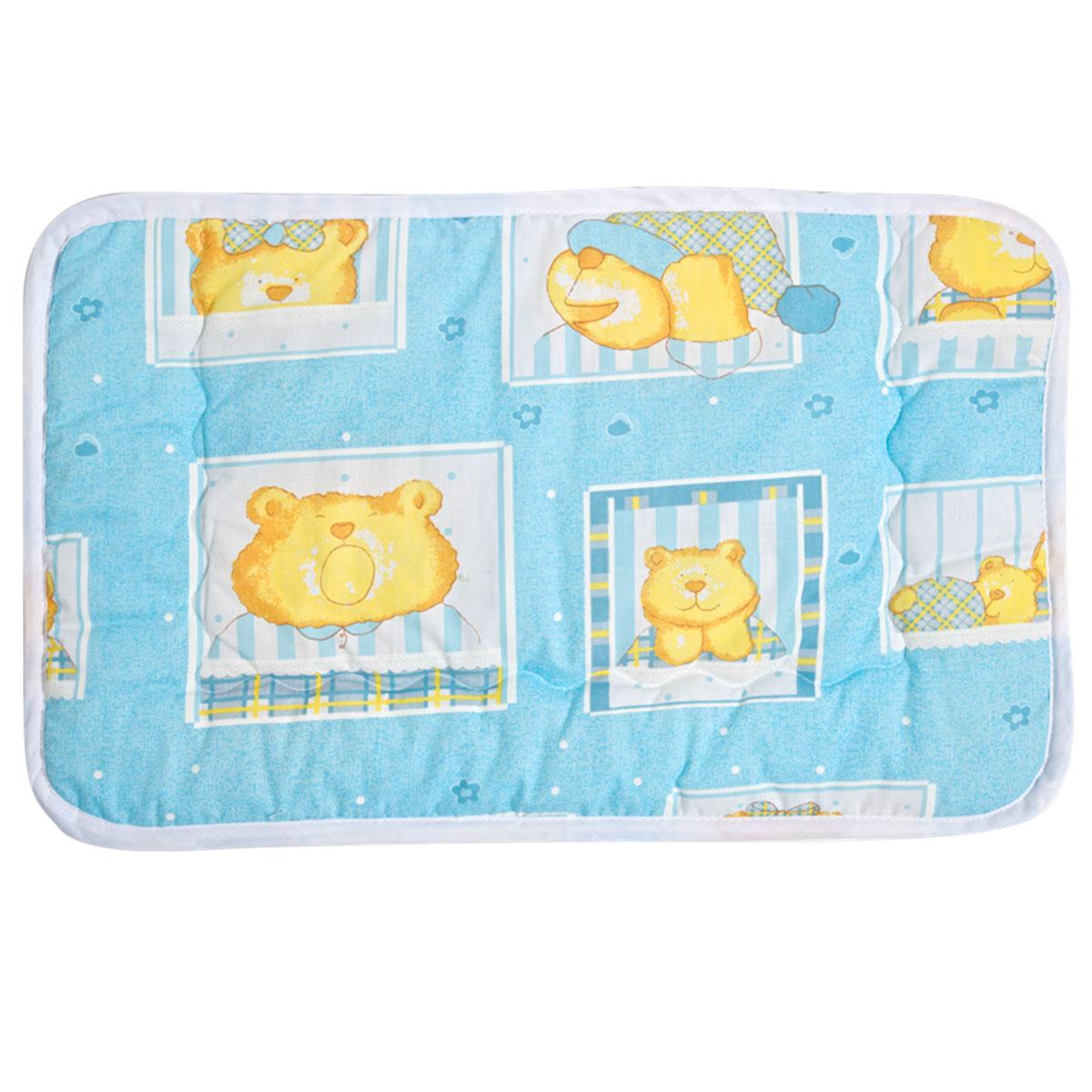 Подушка детская Primavelle Fani, цвет: голубой, 40 см х 60 см113110303-18
