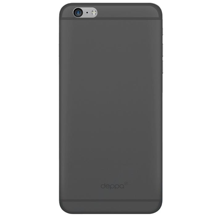 Deppa Sky Case чехол для Apple iPhone 6, Gray86013Чехол Deppa Sky Case для iPhone 6 предназначен для защиты корпуса смартфона от механических повреждений и царапин в процессе эксплуатации. Имеется свободный доступ ко всем разъемам и кнопкам устройства. Чехол изготовлен из полипропилена и имеет толщину 0,4 мм.