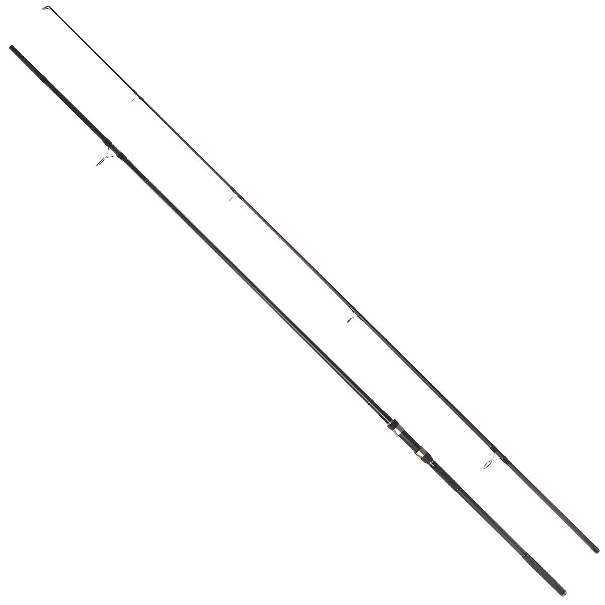 Удилище карповое Daiwa Black Widow Carp, 3,9 м, 5 lbs0038176Карповое удилище Daiwa Black Widow Carp даст вам прекрасные рабочие характеристики за приемлемую цену. Бланки удилища выполнены из высокомодульного графита. Пропускные кольца из оксида титана, что обеспечивает им высокую прочность. Удилище оснащено катушкодержателем DPS с черными зажимными кольцами.Поставляется в чехле.Тест: 5 lbs.