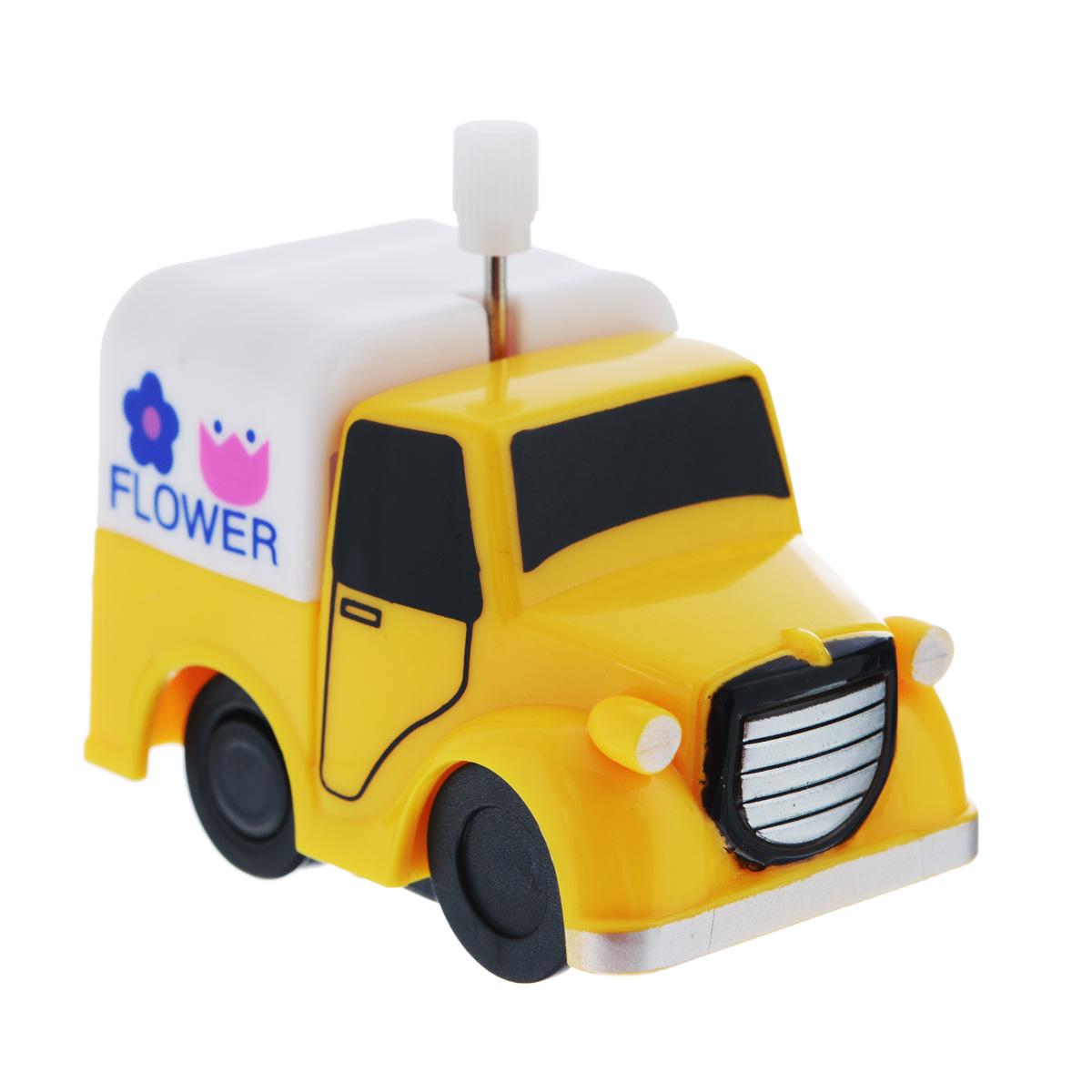 Игрушка заводная Грузовичок Flower игрушка