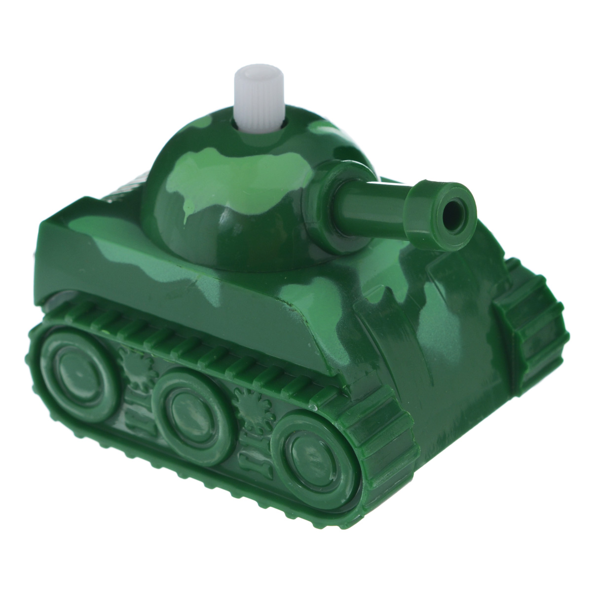 Игрушка заводная Танчик, цвет: зеленый игрушка