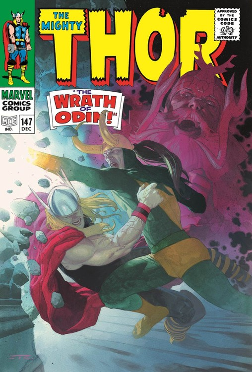 The Mighty Thor Omnibus - Volume 2 quilted heart omnibus the