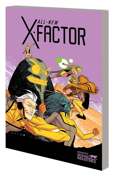 All-New X-Factor Volume 3 x force volume 3