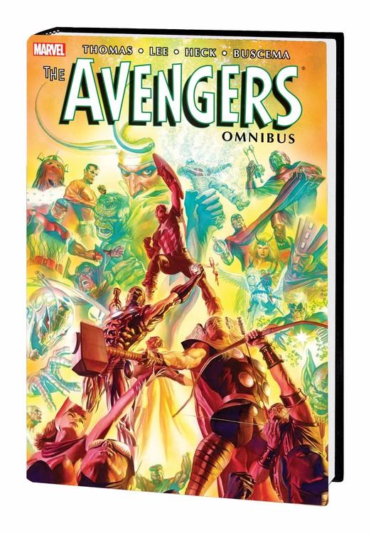 The Avengers Omnibus Volume 2 geoff johns green lantern by geoff johns omnibus volume 2