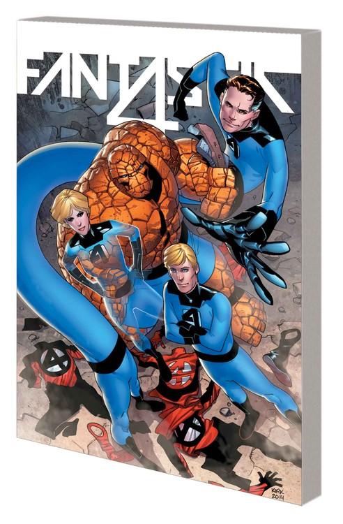 Fantastic Four Volume 3 batman black and white volume four