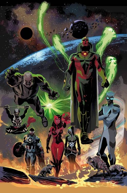 Uncanny Avengers Vol. 1 uncanny avengers unity volume 4 red skull