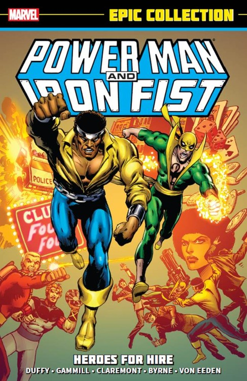 Power Man & Iron Fist Epic Collection power man and iron fist volume 2 civil war ii