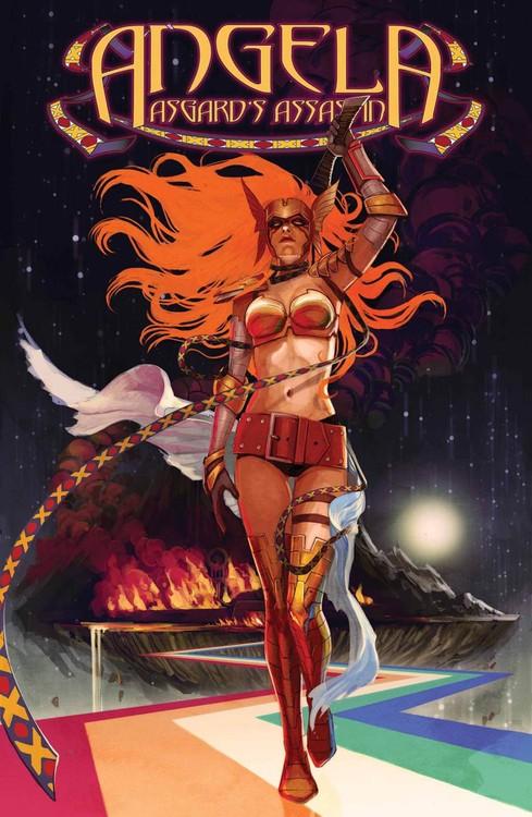 Angela: Asgard's Assassin Vol. 1 inhuman vol 1