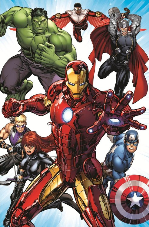 Marvel Universe All-New Avengers Assemble Volume 1 uncanny avengers volume 4