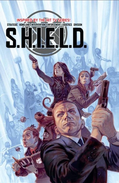 S.H.I.E.L.D. Vol. 1 inhuman vol 1
