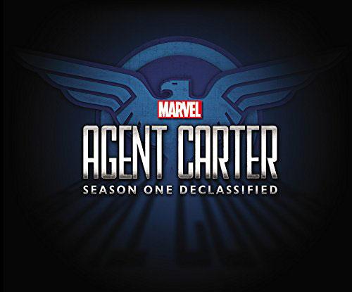 Marvel's Agent Carter: Season One Declassified Slipcase комбинация l agent by agent provocateur l agent by agent provocateur la052ewgaf27