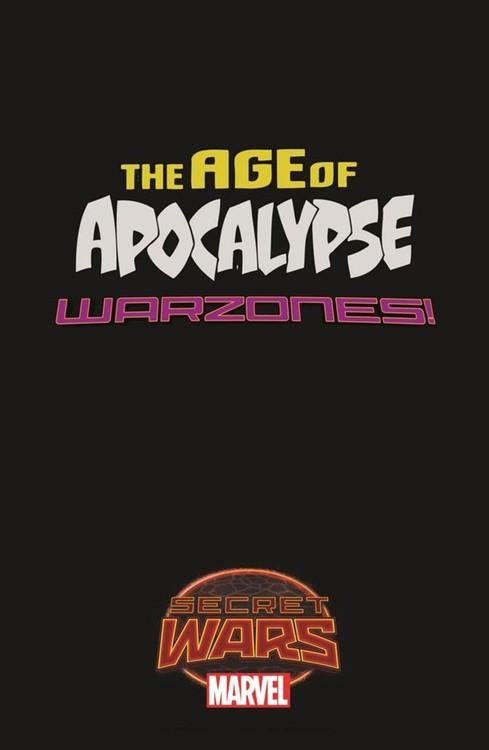 Age of Apocalypse apocalypse nerd