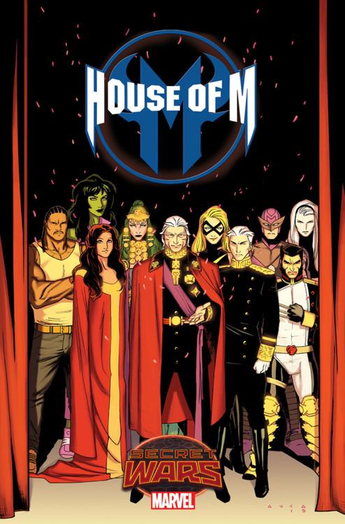 House of M цена 2017