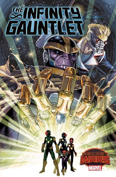 Infinity Gauntlet marz ron infinity gauntlet aftermath