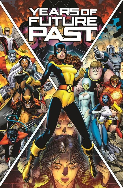 X-Men: Years of Future Past new mutants