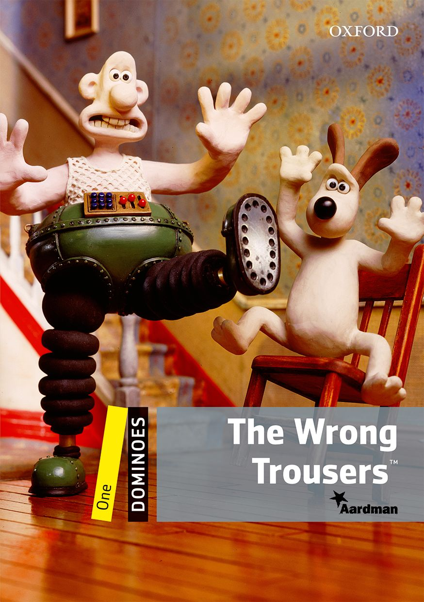 The Wrong Trousers: Level One: 400 Headwords 30pcs in one postcard take a walk on the go dubai arab emirates christmas postcards greeting birthday message cards 10 2x14 2cm