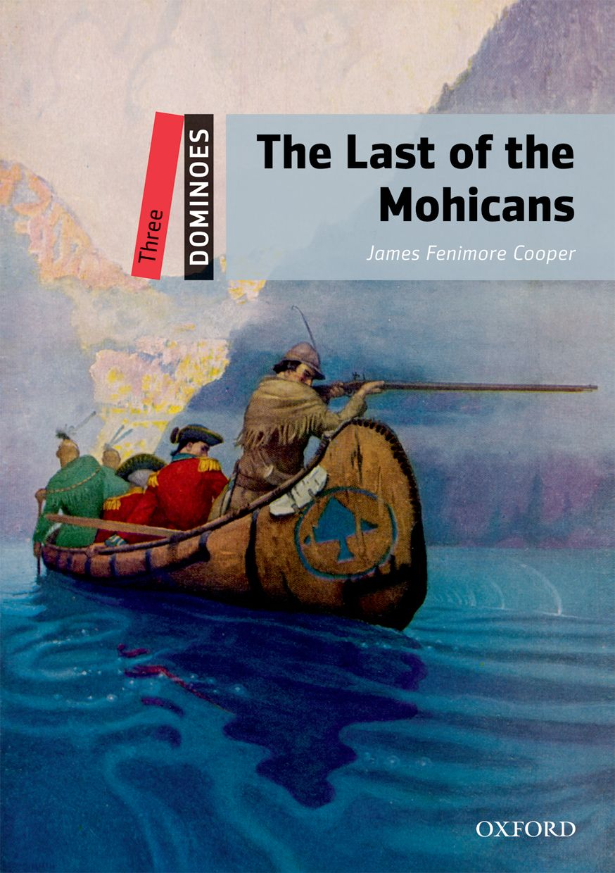 DOMINOES 3 LAST OF THE MOHICANS PACK NE dominoes 3 last of the mohicans pack ne