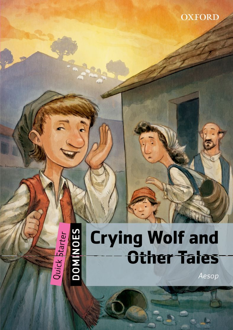 DOMINOES QST CRYING WOLF&OTH.TALES dominoes qst little match girl pack