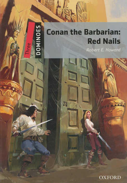 Conan the Barbarian: Red Nails: Level 3 the chronicles of conan volume 28