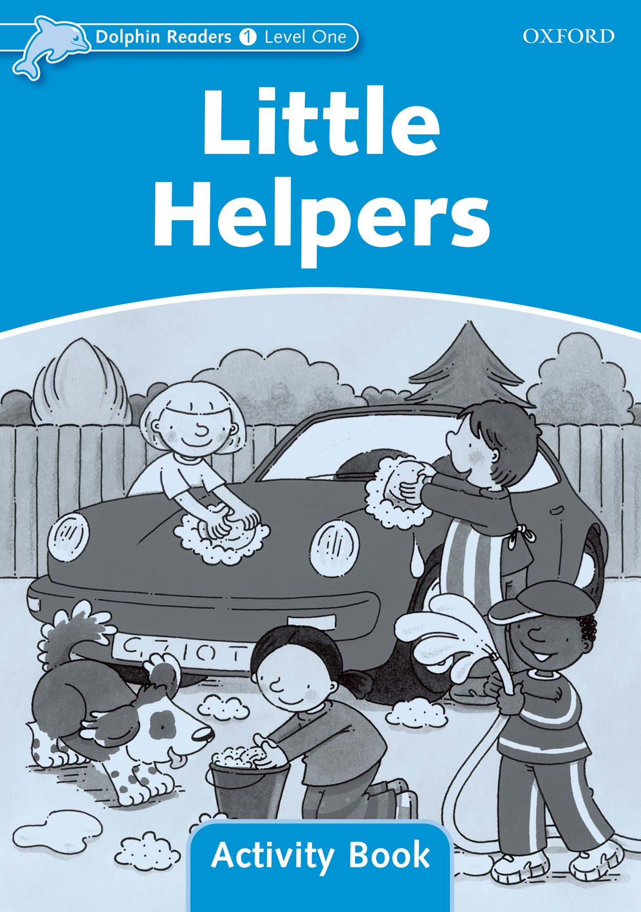DOLPHINS 1:LITTLE HELPERS AB sue unstead dk readers l1 little dolphin