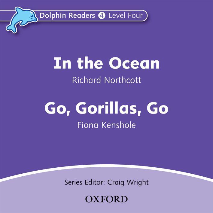DOLPHINS 4:IN THE OCEAN & GO,GORILLAS CD