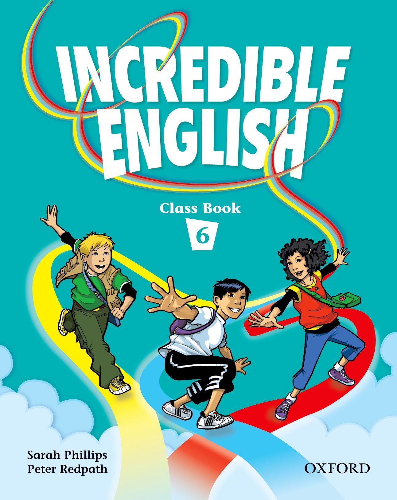 INCREDIBLE ENGLISHLISH 6 CB incredible englishlish 2e 6 ab