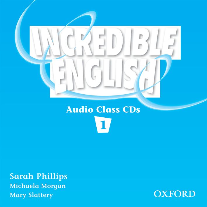 INCREDIBLE ENGLISHLISH 1 CL CD(2) incredible englishlish 1 cl cd 2