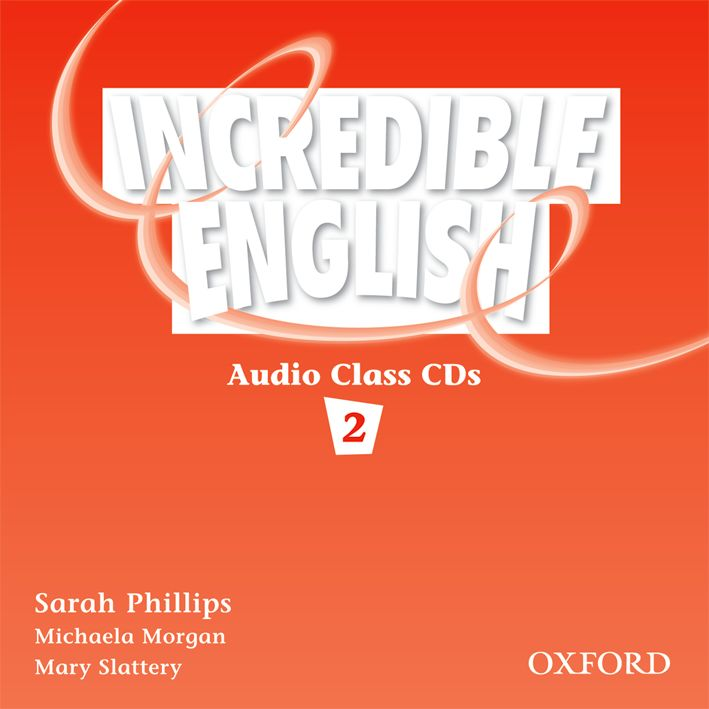 INCREDIBLE ENGLISHLISH 2 CL CD(2) incredible englishlish 1 cl cd 2