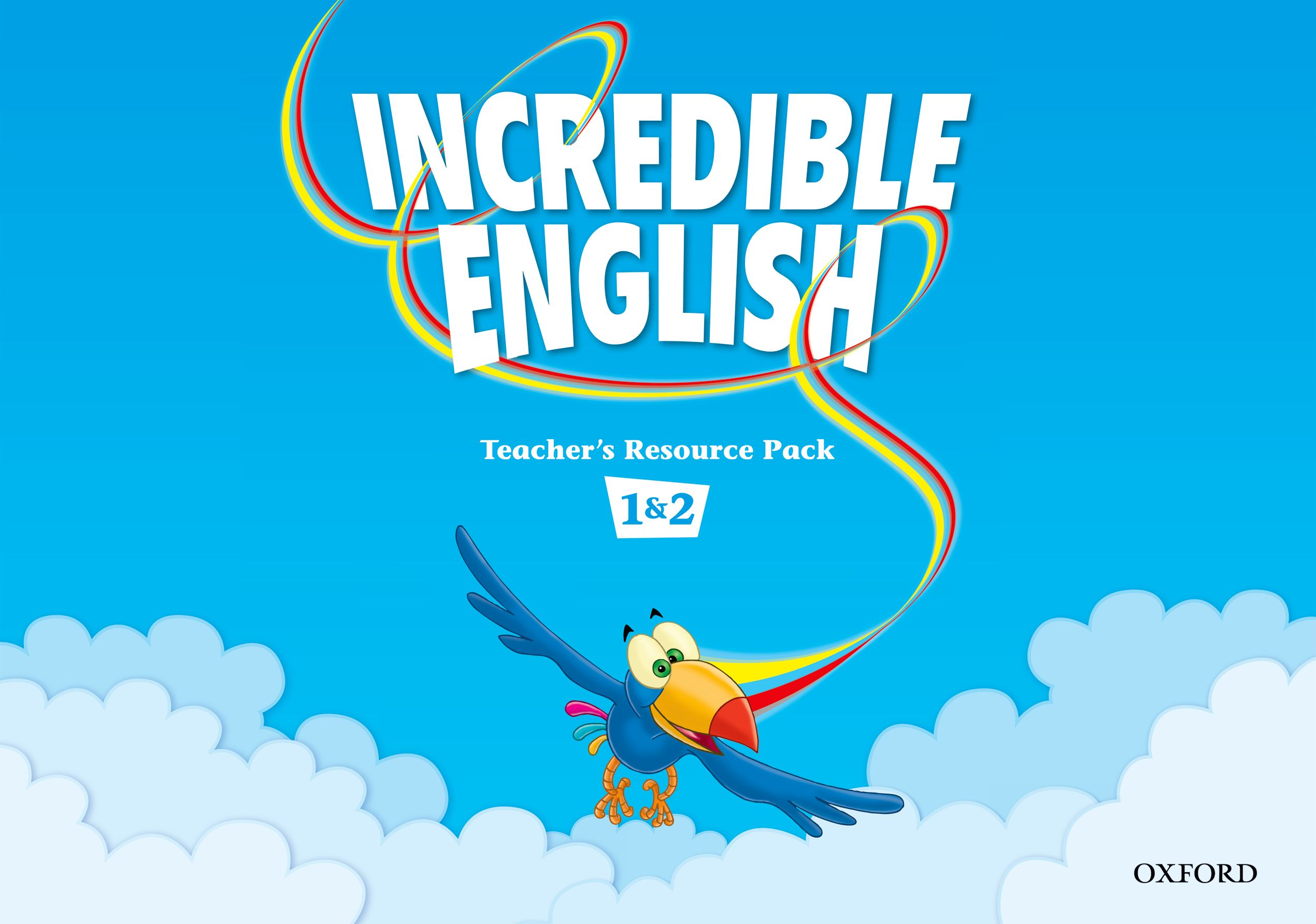 INCREDIBLE ENGLISHLISH 1&2 TRP incredible englishlish 1 cl cd 2