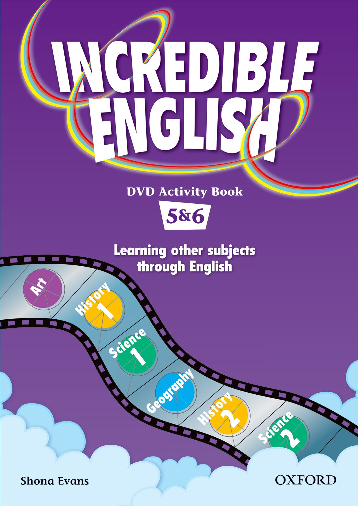 INCREDIBLE ENGLISHLISH 5&6 DVD AB энциклопедия таэквон до 5 dvd