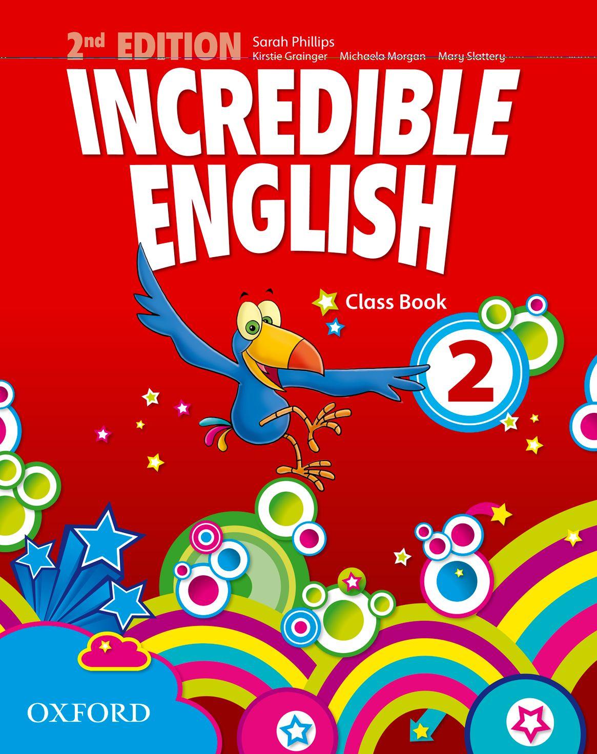 INCREDIBLE ENGLISHLISH 2E 2 CB incredible englishlish 2e 6 ab