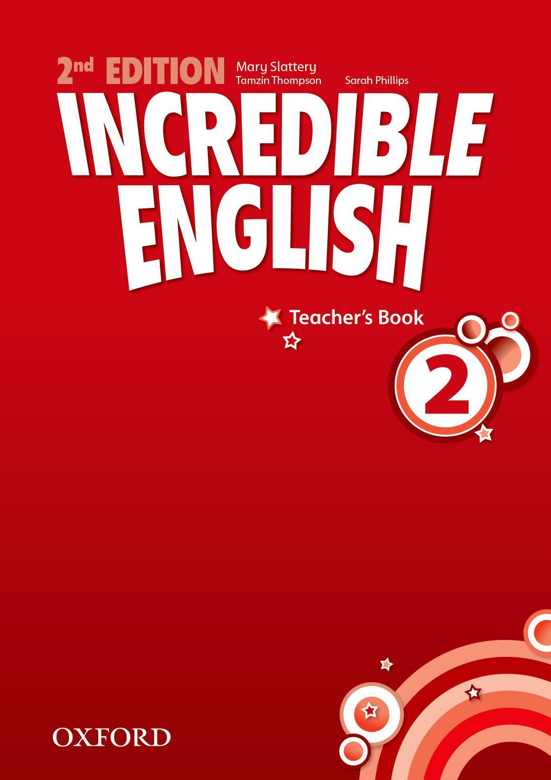 INCREDIBLE ENGLISHLISH 2E 4 TB incredible englishlish 2e 6 ab