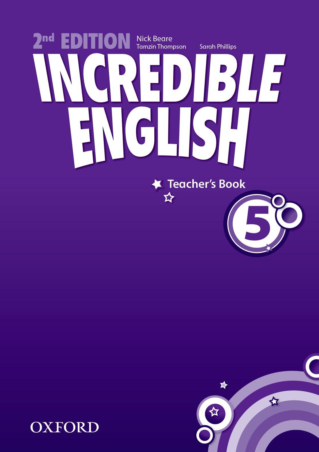 INCREDIBLE ENGLISHLISH 2E 5 TB incredible englishlish 2e 6 ab