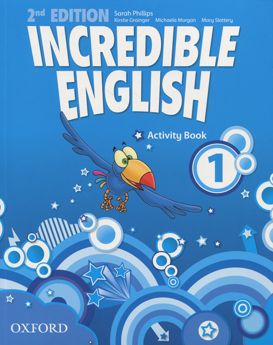Incredible English 1: Activity Book new ways of seeing and storytelling