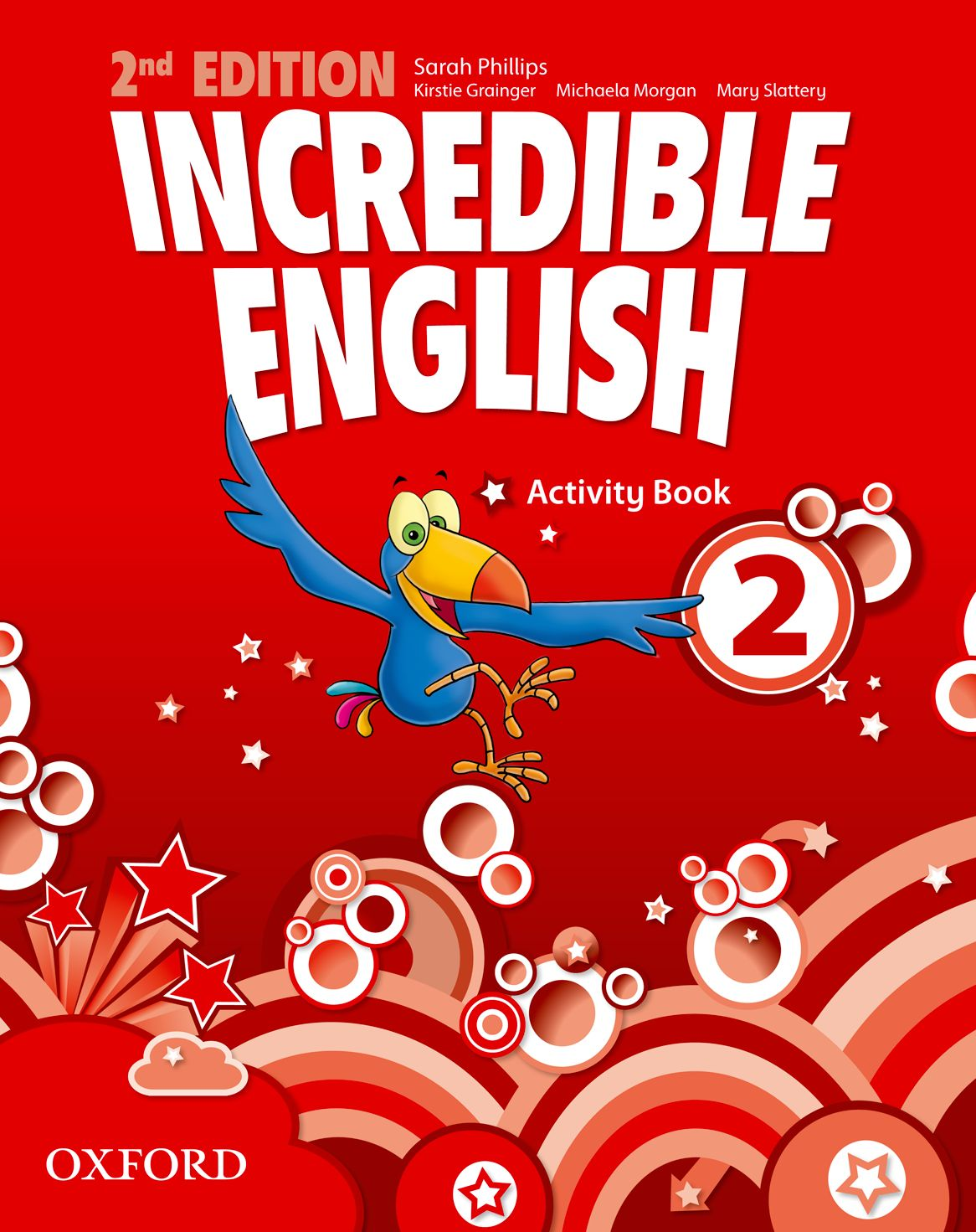 INCREDIBLE ENGLISHLISH 2E 2 AB incredible englishlish 1 cl cd 2