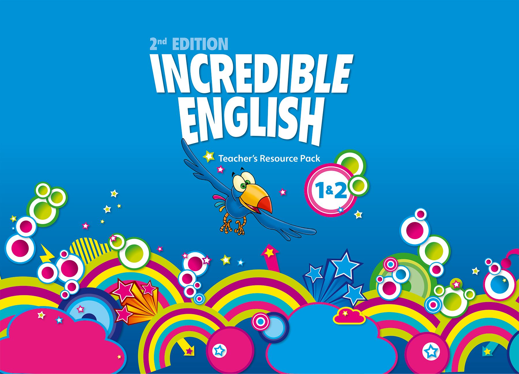 INCREDIBLE ENGLISHLISH 2E 1-2 TRP incredible englishlish 1 cl cd 2