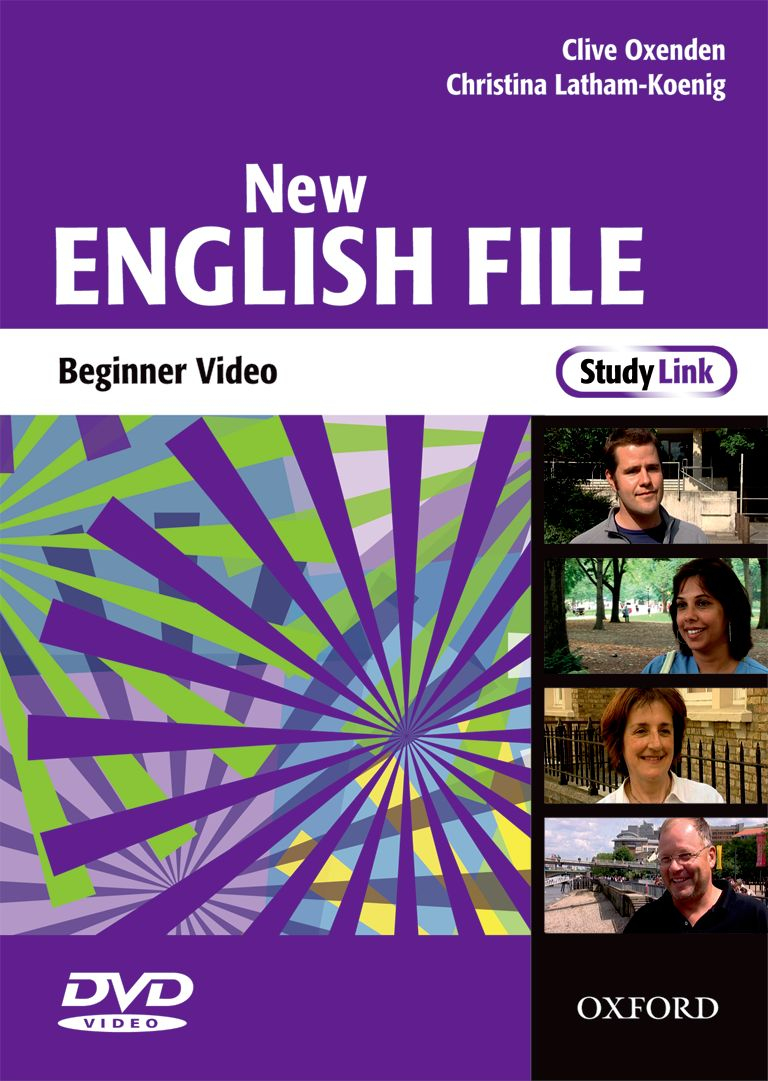 New English File: Study Link: Beginner Video (аудиокурс на DVD) american english file level 4 student book
