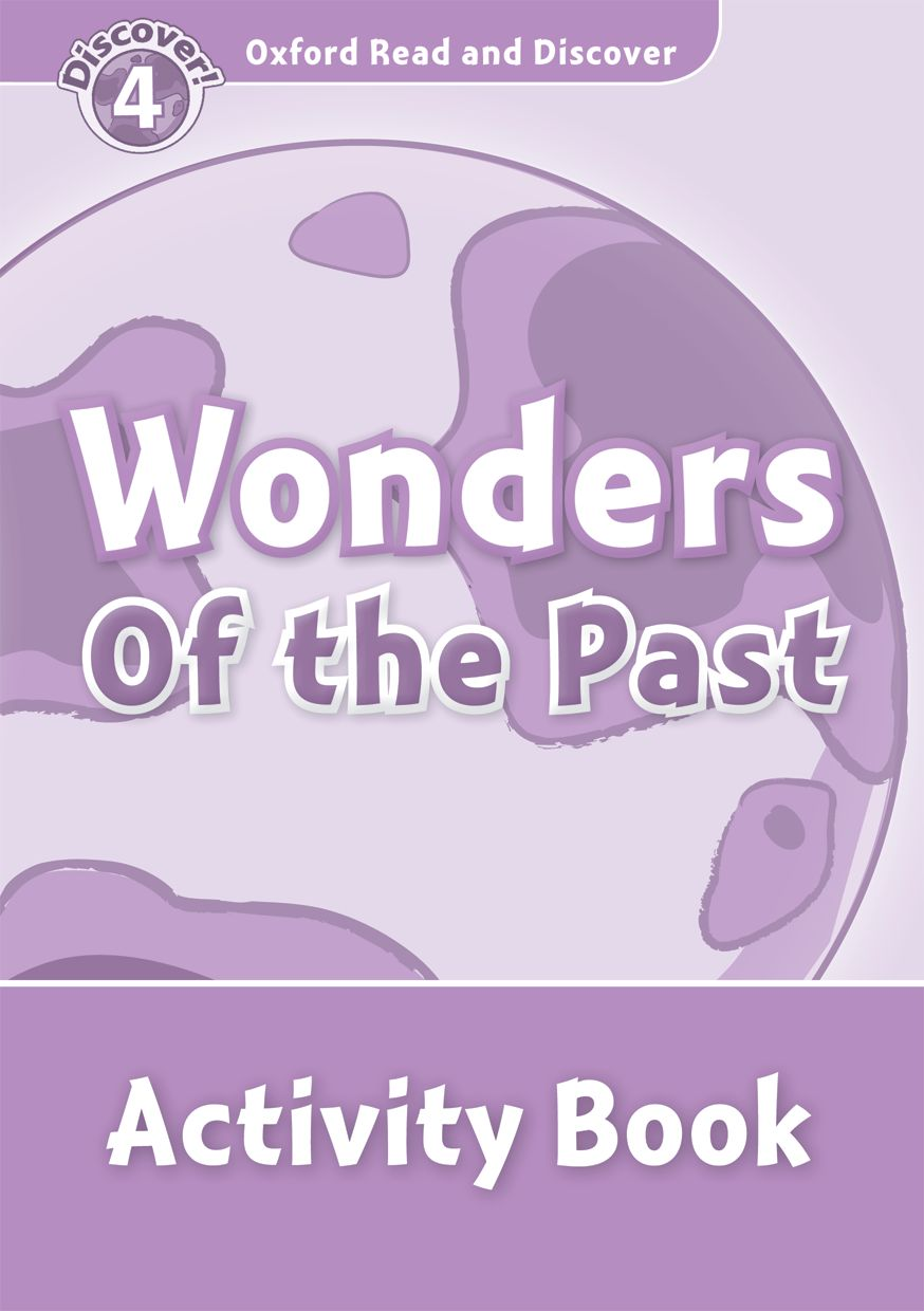 Read and discover 4 WONDERS OF PAST AB read and discover 4 incredible earth