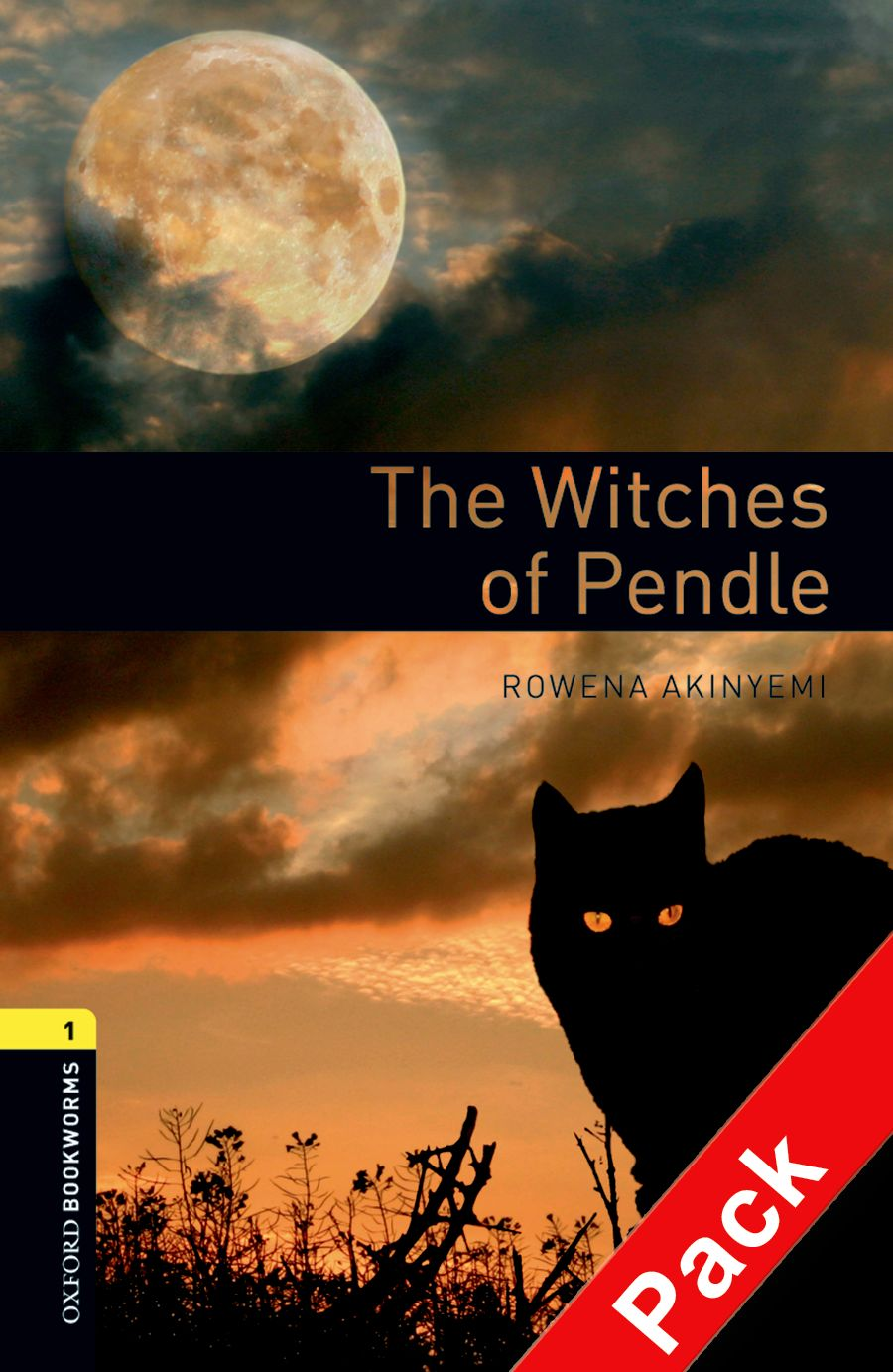 купить OXFORD bookworms library 1: WITCHES OF PENDLE PACK 3E по цене 699 рублей