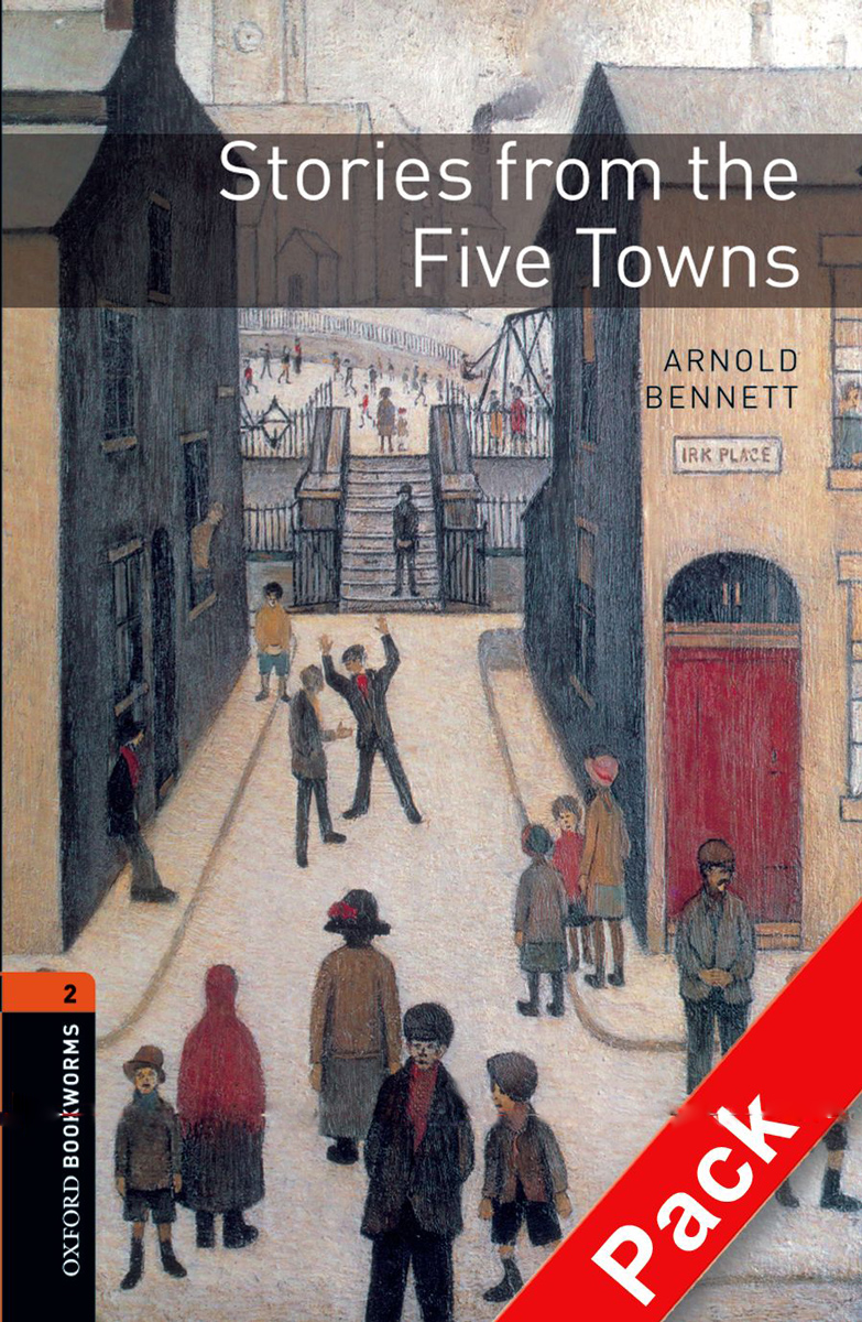Stories from the Five Towns: Stage 2 (+ CD) the bridge and other love stories stage 1 cd