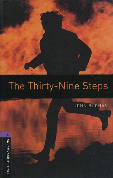 The Thirty-Nine Steps: Stage 4 the brooklyn nine