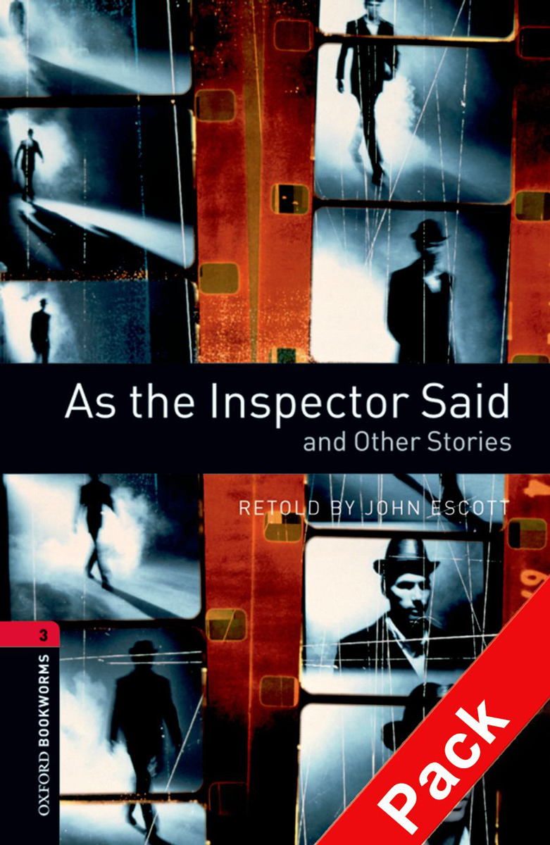 As the Inspector Said and Other Stories: Stage 3 (+ CD) the diary of a madman the government inspector and selected stories