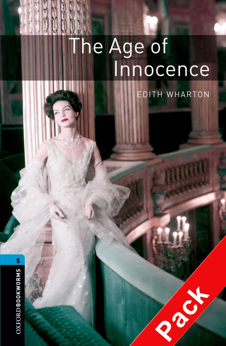 The Age of Innocence: Stage 5 (+ 3 CD) the age of innocence