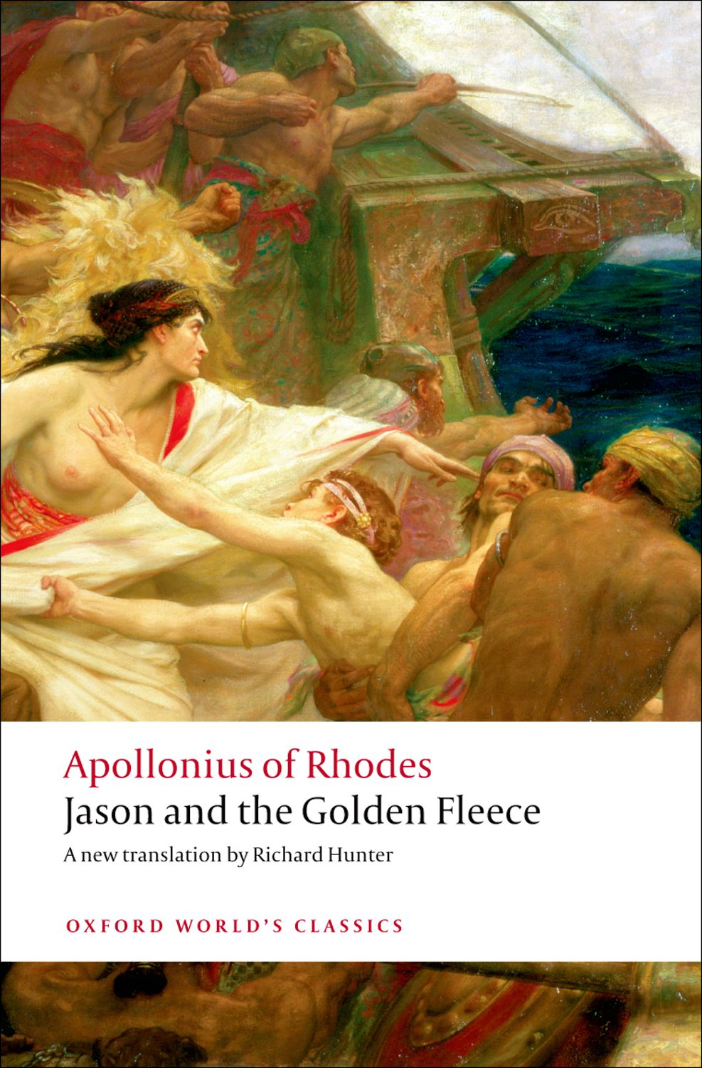 Apollonius Of Rhodes: Jason & Gol.Fl. jason and medea